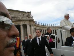 A close view of the Pope, Vinod N - September 2010