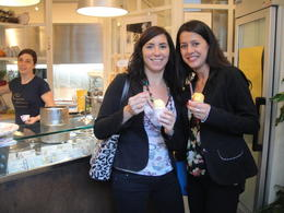 Amazing gelato!, Blanca - June 2014