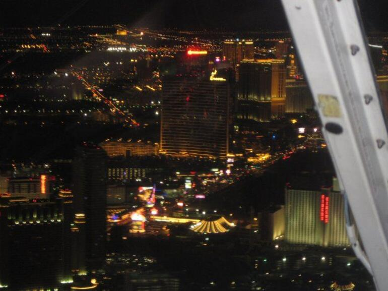 helicopter - Las Vegas