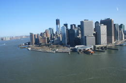 Manhattan south , quilling - April 2012