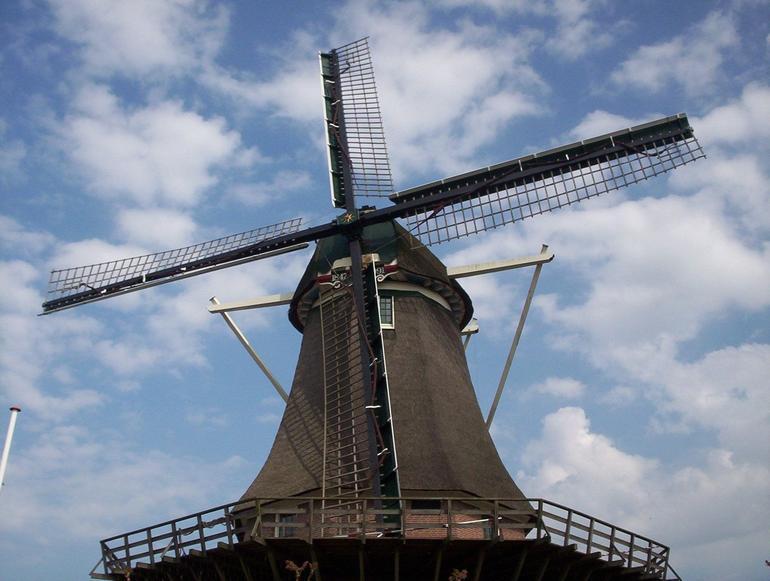 Molen van Sloten - Amsterdam