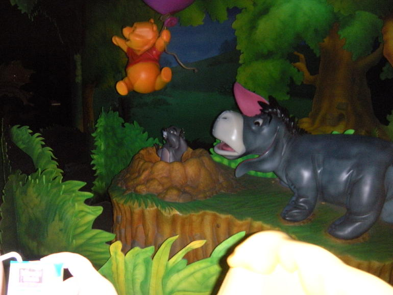 On The Many Adventures of Winnie the Pooh - Las Vegas