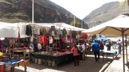 We weren't looking to buy anything but some great treasures found us at this market in Pisac. , Heather H - May 2016