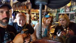 One of the cutest photos of us all looking at different things! , CoyoteLovely - April 2016