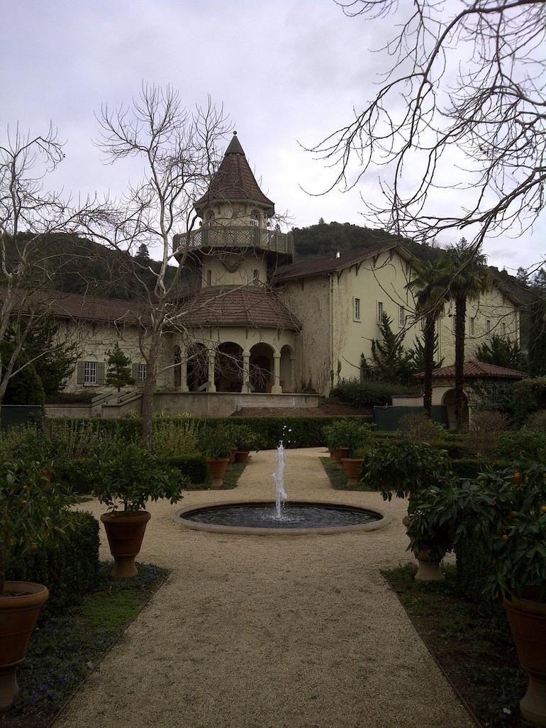 Chateau St. Jean - San Francisco