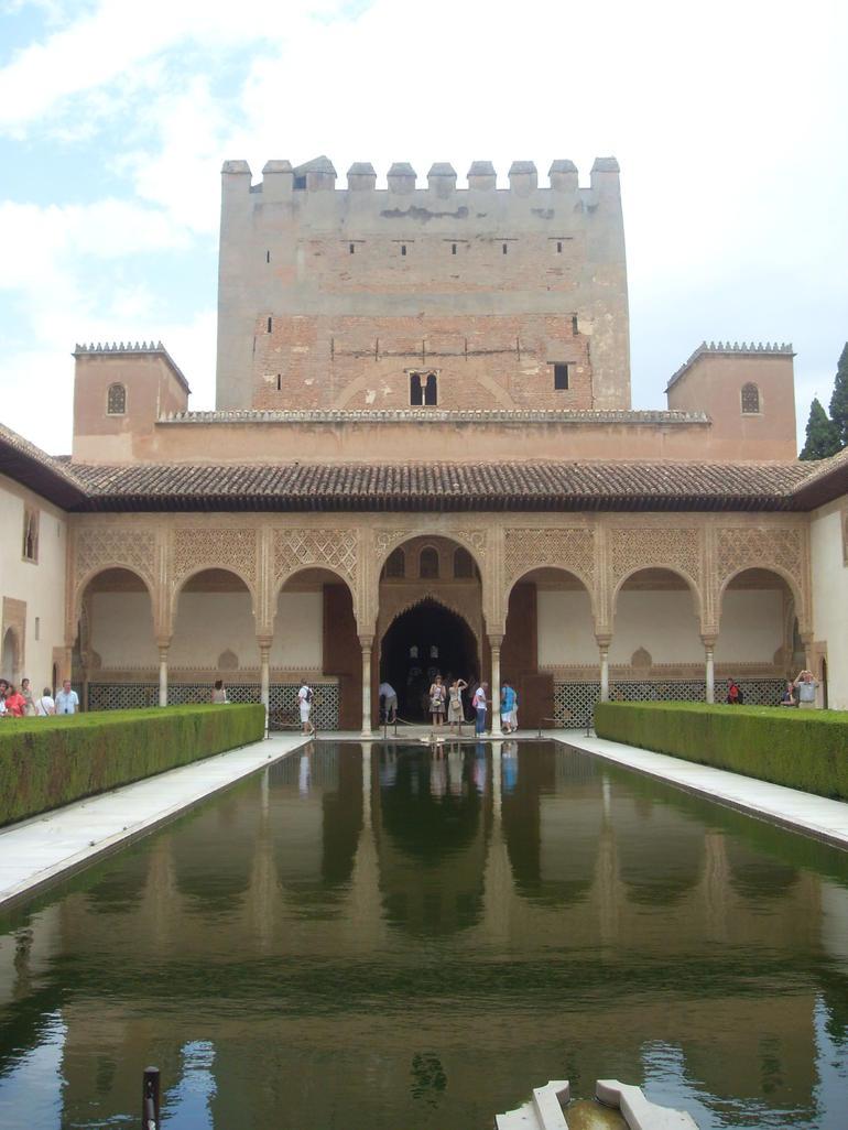 The Alhambra - Seville