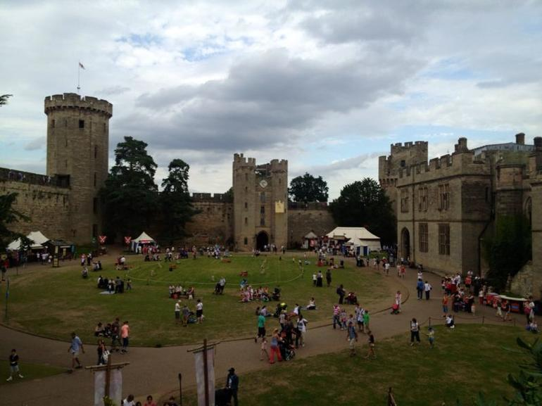 Warwick Castle - London