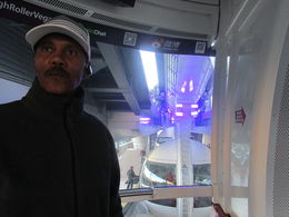 Having a Wonderful Ride on the High Roller Las Vegas on my Birthday. Enjoying the Ride you will too. We Will Be Back. , Terry A - November 2015