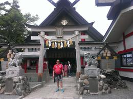 Temple, level 5. , Lesley R - August 2017