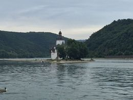 This small castle served as a toll booth for traffic moving along the river. , buddy.bland - August 2015