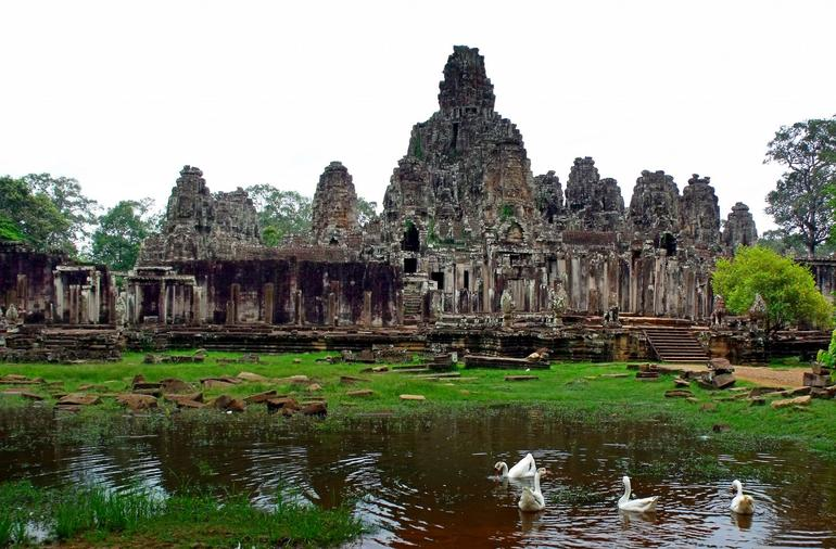 Bayon temple - Angkor Wat