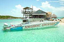 Exuma Powerboat - March 2012