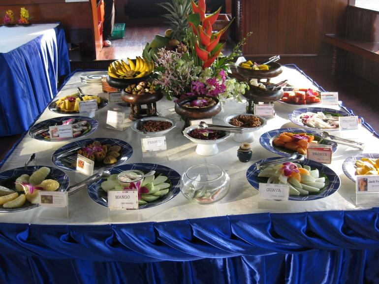 Food Setting - Bangkok