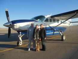David, Lauren and Sharon , lozza - February 2012