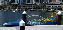 Harbour Jet (Darling Harbour, Sydney), Michael S - February 2009