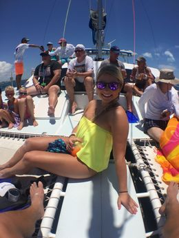 Me on the Boat!! , Megan G - August 2016