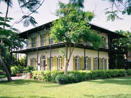 Ernest Hemingway's Key West home , Leah - May 2011