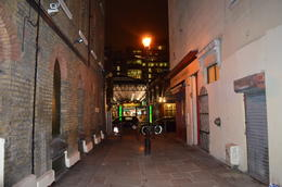 Jack the Ripper Tour and London Ghost Walk, Graham Walker - October 2011
