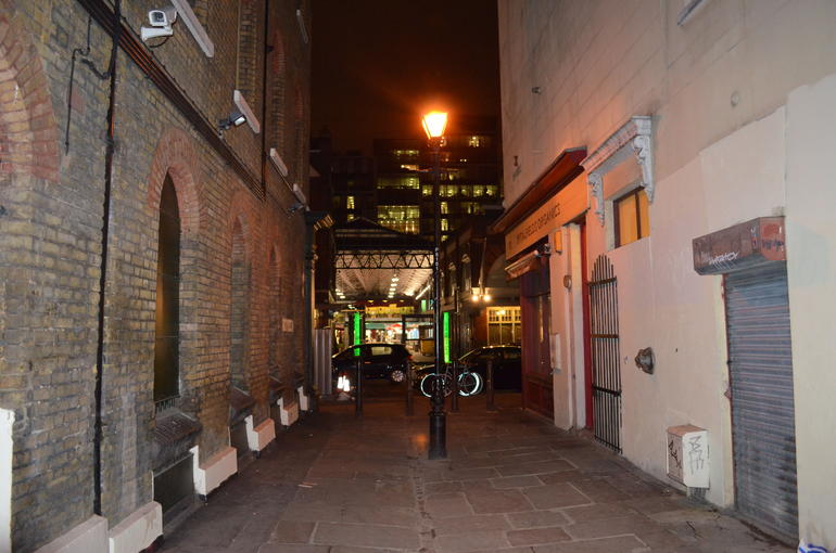 Jack the Ripper Tour and London Ghost Walk - London