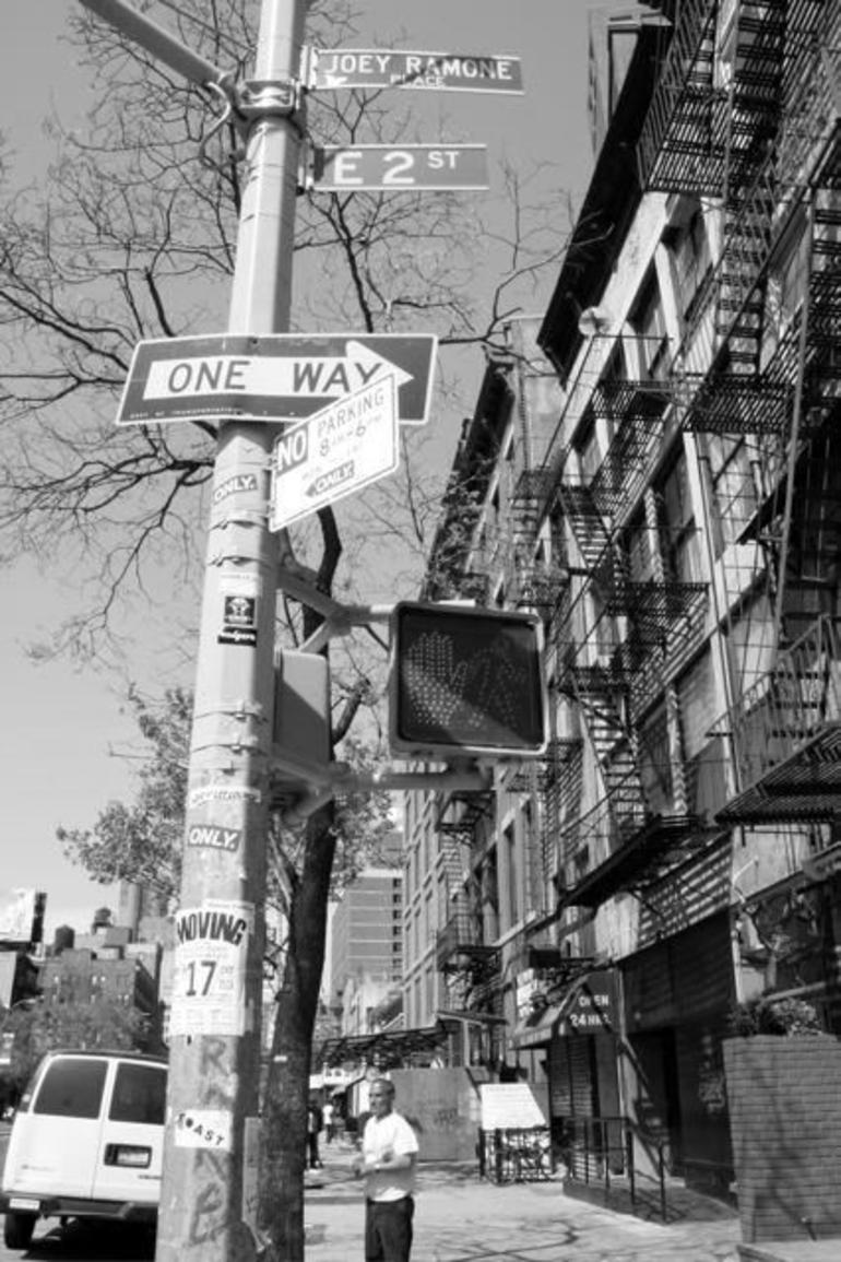 Joey Ramone Place - New York City