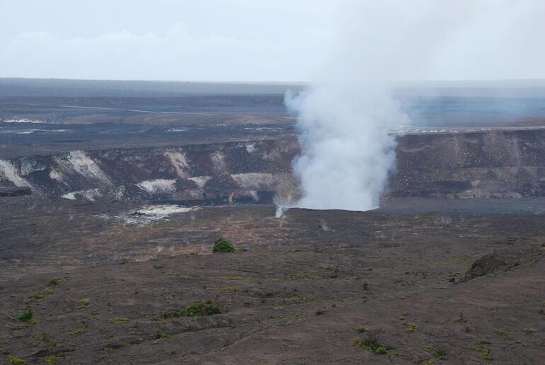 Kilauea Caldera - Oahu