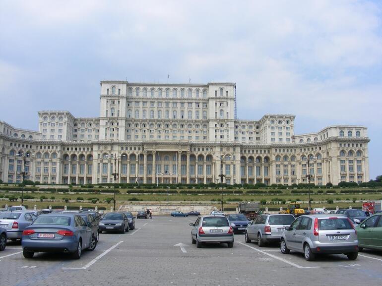 People's Palace - Romania