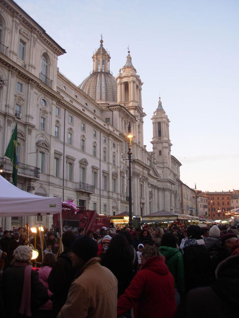 PIAZZA NAVONE - Rome