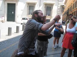 """Vittoria, oh, my God, Vittoria!!"", Nona K - July 2010"