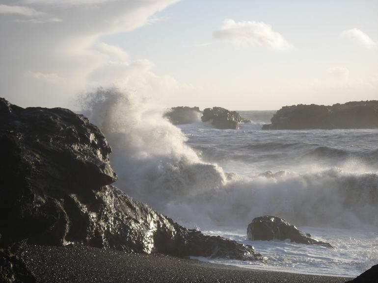 Rough Seas - Reykjavik