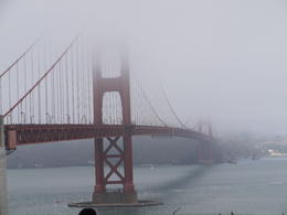 Golden Gate Bridge , Chloejay - October 2011