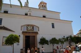 Santa Maria de la Encarnacion, Graham Walker - September 2011