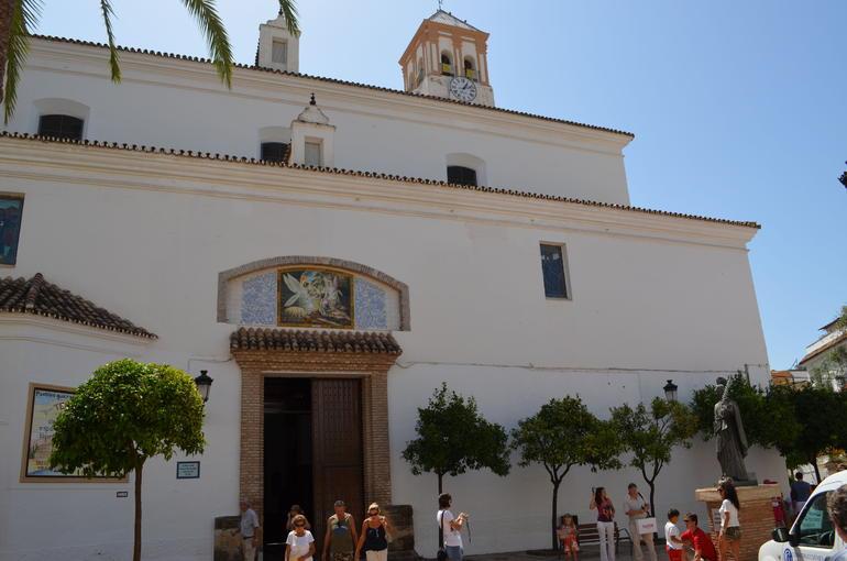 Santa Maria de la Encarnacion - Costa del Sol