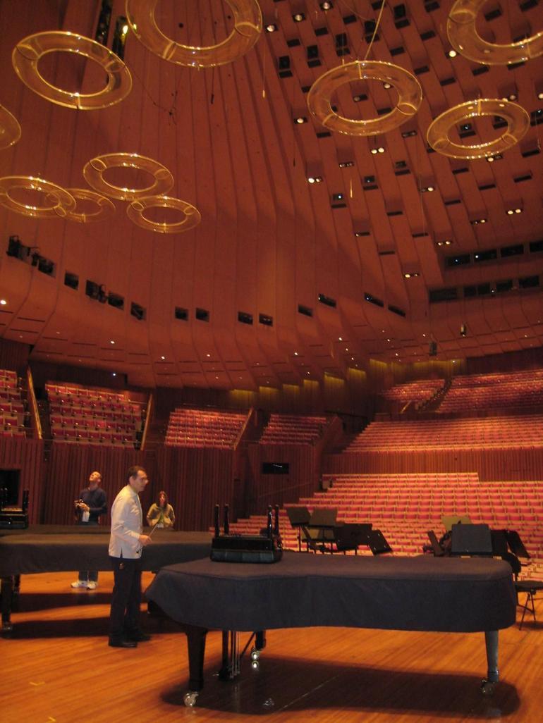 The 1st of 5 theatres - Sydney