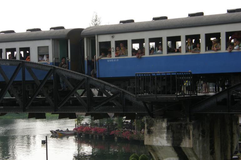 The Bridge on the River Kwai - Bangkok