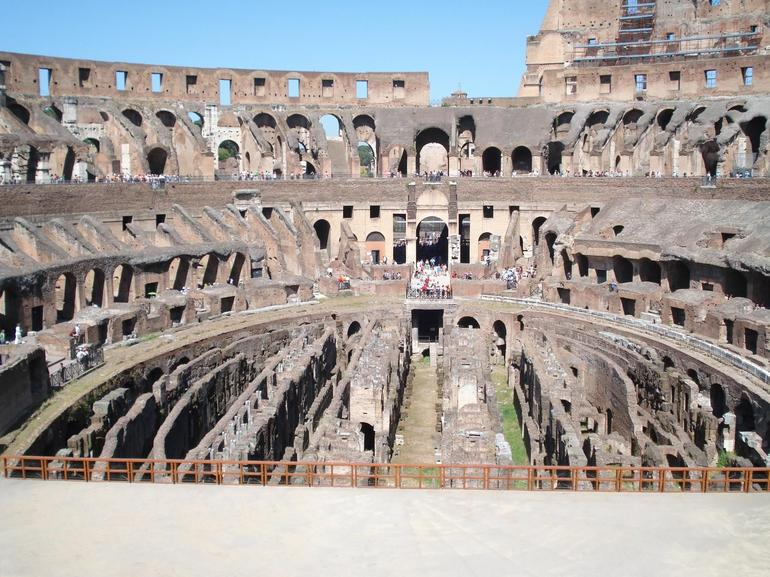 The purpose of the Colosseum - Rome