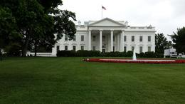 View of the White House , Petya A - July 2014