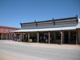 Tombstone, AZ, charley - June 2012