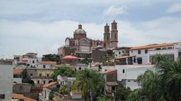 Taxco church, Alexandra W - September 2010