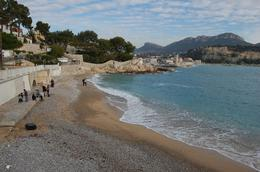 Walk from Port of Cassis to Calanques - March 2010