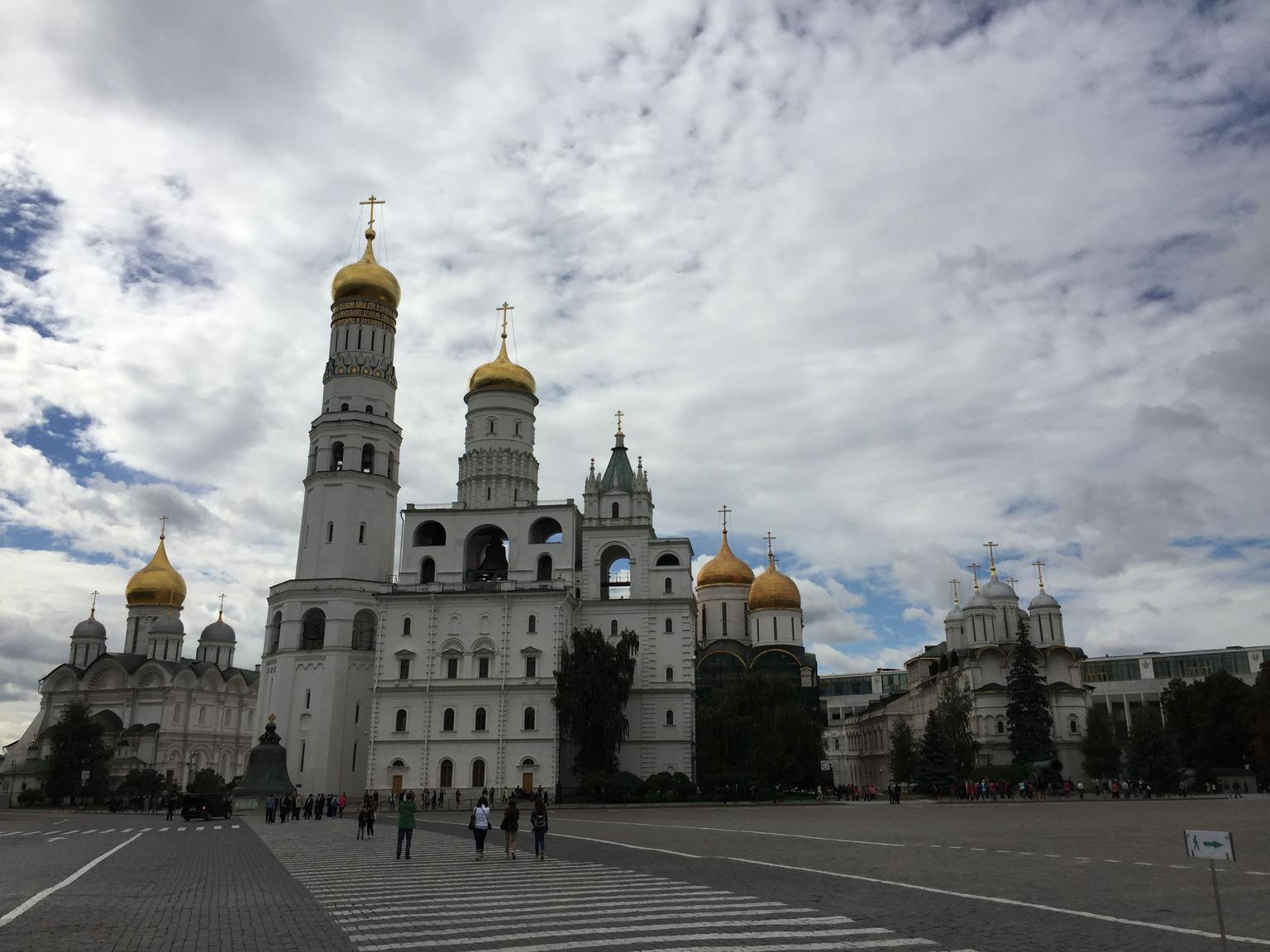 MORE PHOTOS, Private Moscow City Tour with Red Square and Kremlin