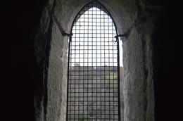 Window from Doune Castle , brittany.spankiesd74 - December 2016