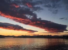 Aegina Sunset , Corpsie - January 2017
