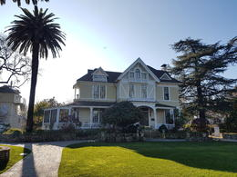 Sutter Home, our third stop , Lorna W - January 2017