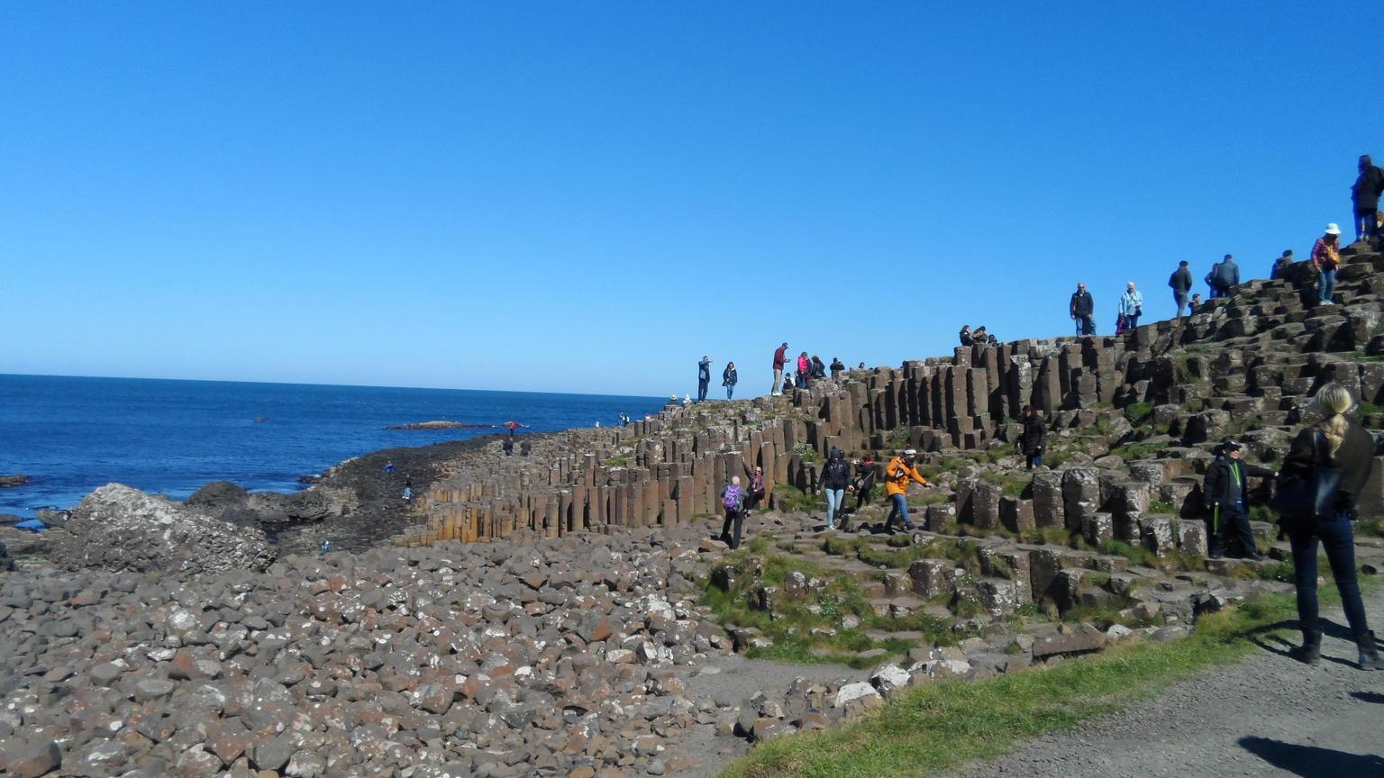 MAIS FOTOS, Shore Excursion: Giants Causeway Tour From Belfast Port
