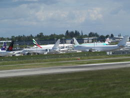 Aircraft at the Boeing Factory. , Diane S - July 2017