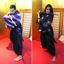 Samurai Training Tokyobon, Tokyo, JAPON