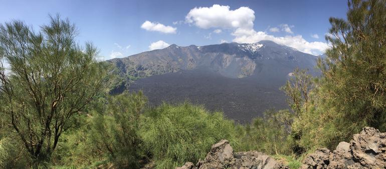 Etna Excursions from Catania