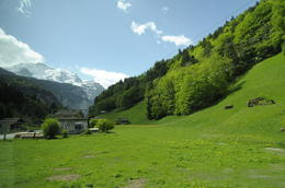 On the way to Jungfraujoch , Sojung S - May 2012