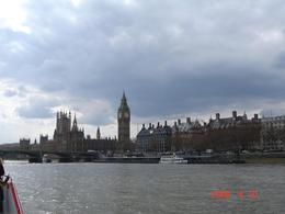 Big Ben and London skyline., Maureen P - April 2008