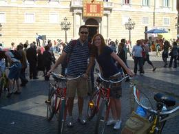 Us and our bikes!, Sean C - April 2009